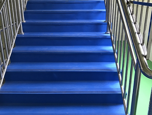 广西pvc塑胶地板幼儿园PVC防滑踏步