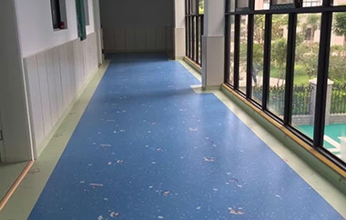 pvc塑胶地板保养